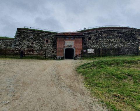 Srebrna Góra – Twierdza Srebrnogórska, nowożytna warownia górska z XVIII wieku