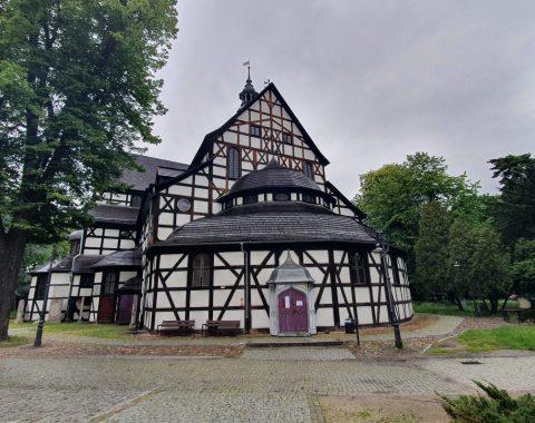 Świdnica – zespół kościoła ewangelicko-augsburskiego pw. Świętej Trójcy, zwanego Kościołem Pokoju